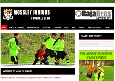 mossley Juniors