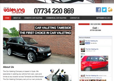 Car Valeting Tameside