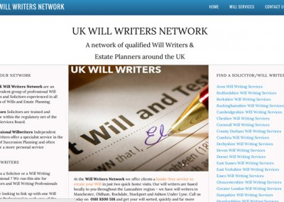 uk will writers network
